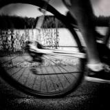Pinkster fiets